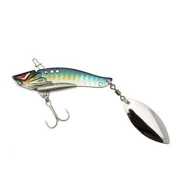 Immagine di T-Fishing Extreme Flashy Vib Spin metal lipless