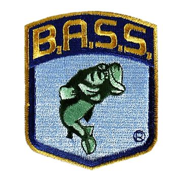 Immagine di Bass Pro Shops Patch  B.A.S.S.