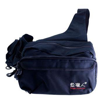 Immagine di T-Fishing Extreme T-Pouch Marsupio chest bag black