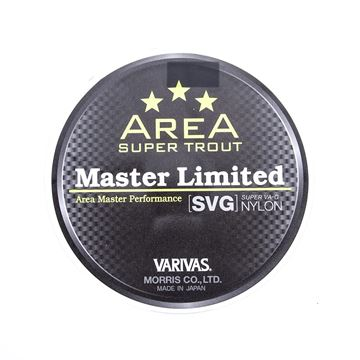 Immagine di Varivas Area Super Trout Master Limited SVG Super VA-G Nylon