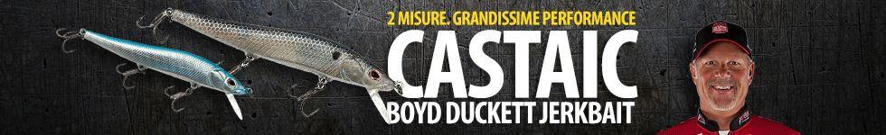 Jerkbait Castaic Boyd Duckett
