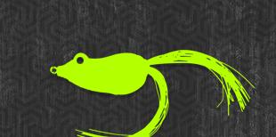 Immagine per la categoria Weedless Frogs