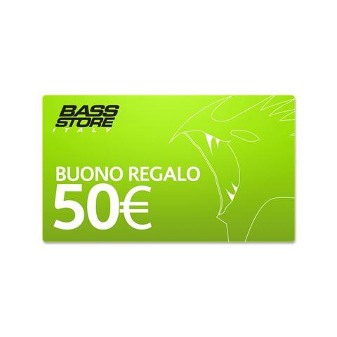 Immagine di Bassstoreitaly Buono Regalo 50€
