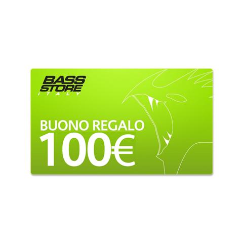 Immagine di Bassstoreitaly Buono Regalo 100€