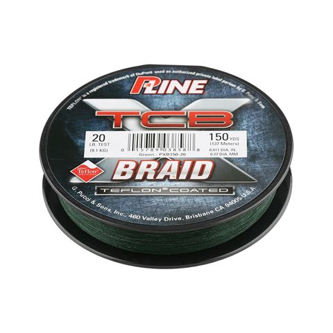 Immagine di P-Line X TCB Braid 4 Teflon Coated