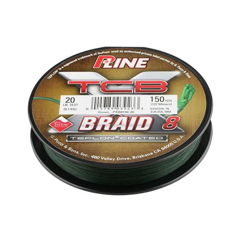 Immagine di P-Line X TCB Braid 8