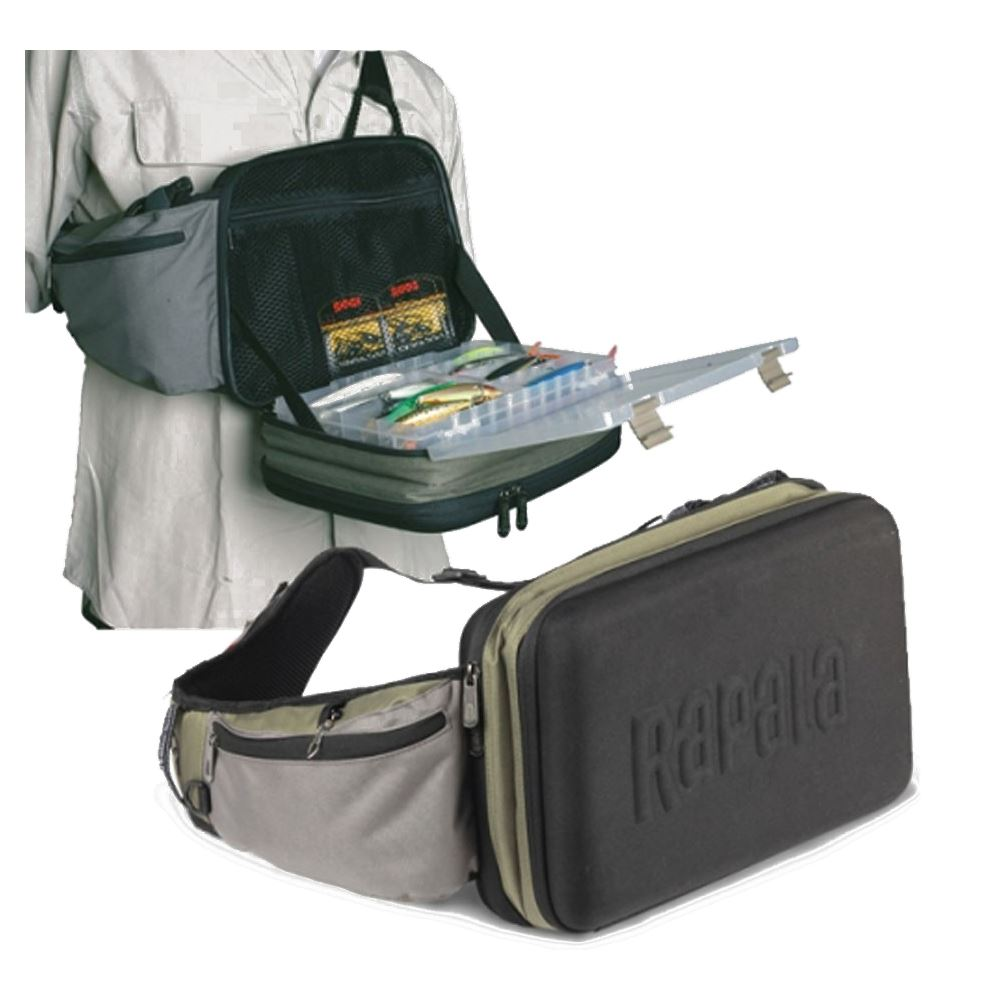 сумка Rapala Lite Tackle Bag : Bass store italy rapala limited series magnum sling bag