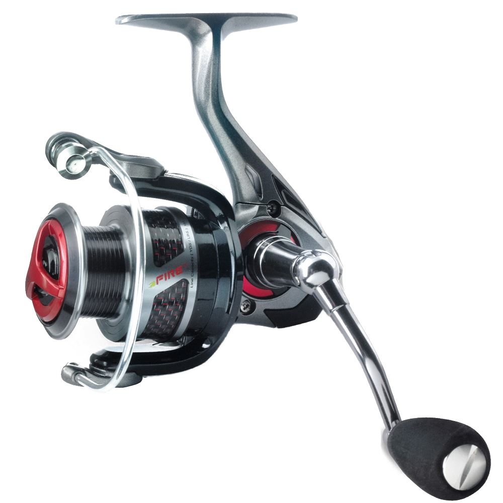 Bass store italy quantum fire fd spinning reel for Bass pro fishing reels