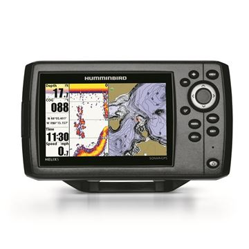 Immagine di Humminbird Helix 5 Sonar GPS