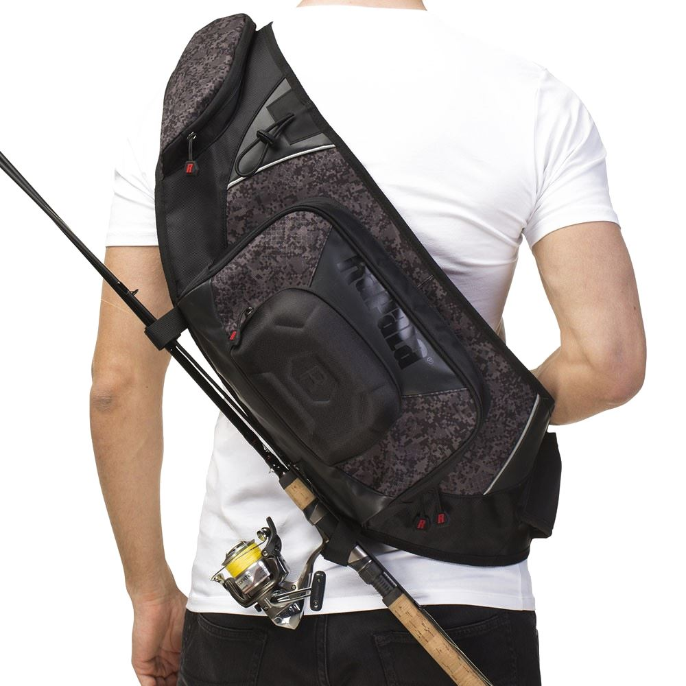 сумка Rapala Lite Tackle Bag : Bass store italy rapala urban hip pack
