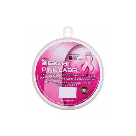 Immagine di Seaguar Pink Label Fluorocarbon Leader