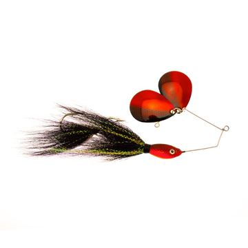Immagine di Muskie Angler Bucktail Spinnerbait