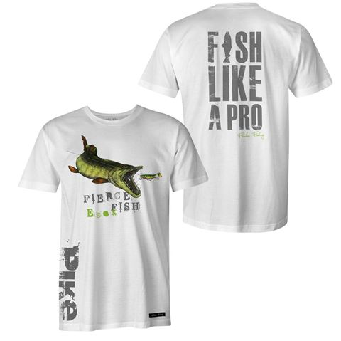 Immagine di Fladen Hungry Pike T-Shirt