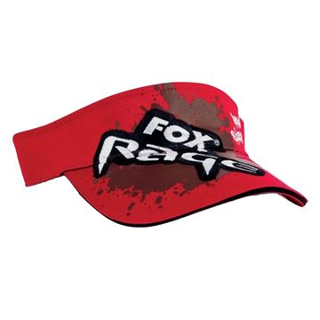 Immagine di Fox Rage Red Visor Size Matters