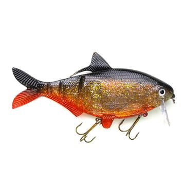 Immagine di Musky Innovations Reaction Strike Shad Clone Swimbait