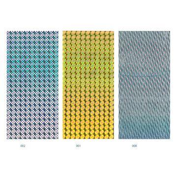 Immagine di Balzer Holographic Paper