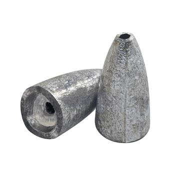 Immagine di South Bend Worm Weight Sinkers