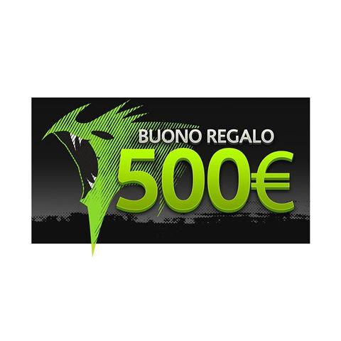 Immagine di Bassstoreitaly Buono Regalo 500€