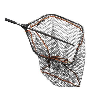 Immagine di Savage Gear Pro Folding Tele Rubber Mesh Landing Net