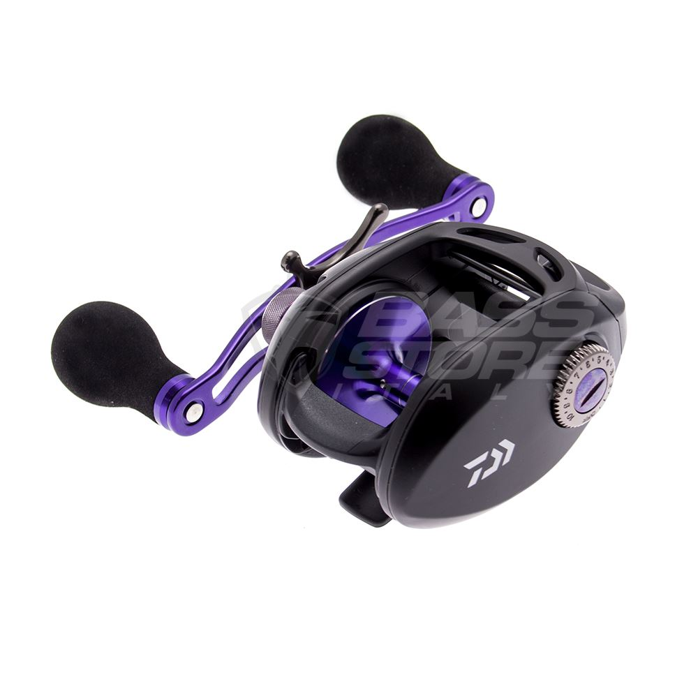 Bass store italy daiwa prorex casting reel for Bass pro fishing reels