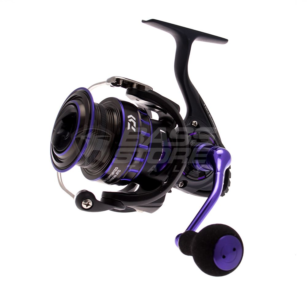 Bass store italy daiwa prorex spinning reel for Bass pro fishing reels