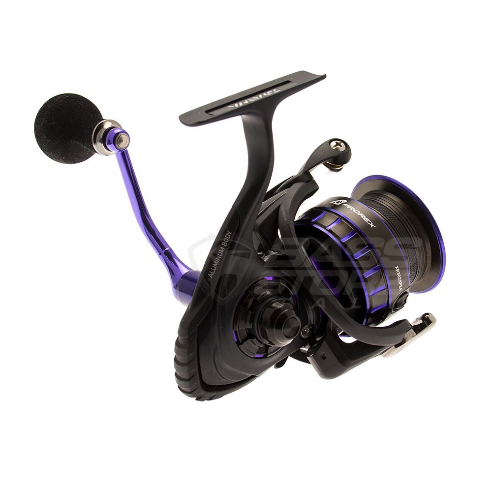 Bass store italy daiwa prorex spinning reel for Daiwa fishing reels
