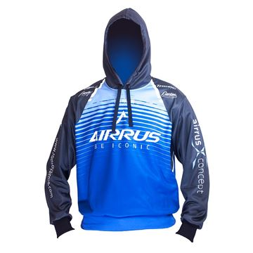 Immagine di Digital Hoodie Multi Logo Saltwater