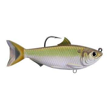 Immagine di Livetarget Threadfin Shad Swimbait