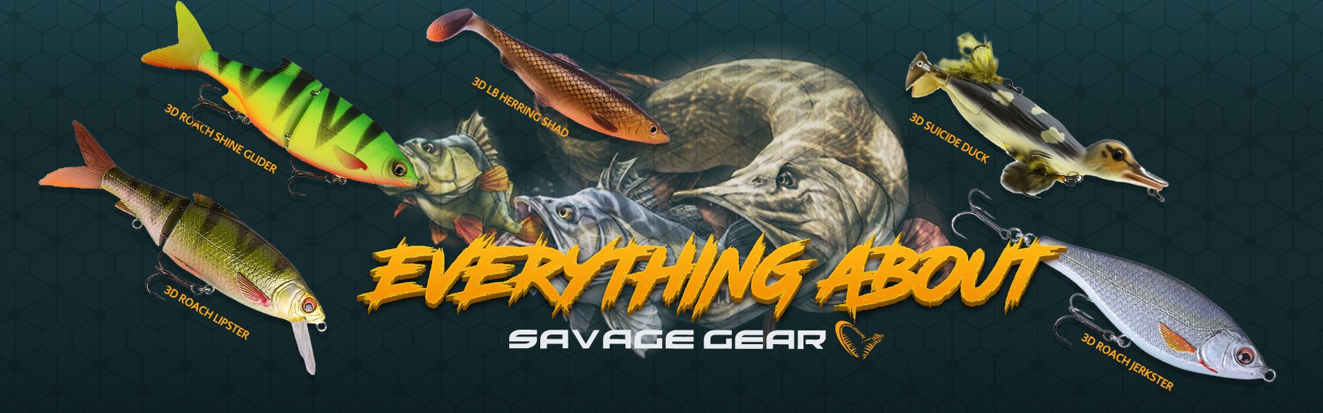 savage gear, savagegear, fishing, peche, sportingfisk, savage, suicide duck, pike, luccio
