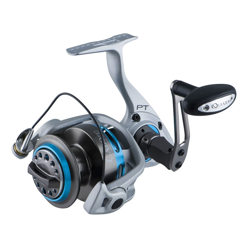 Bass store italy quantum cabo pt spinning reel for Quantum fishing reel