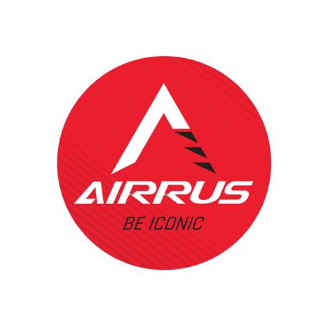Immagine di Airrus Round Sticker
