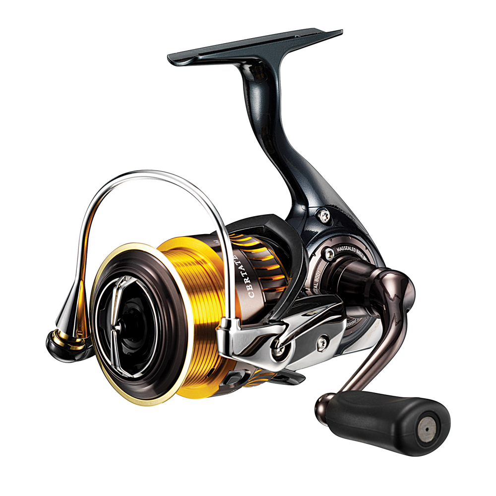 Bass store italy daiwa 16 certate spinning reel for Daiwa fishing reels
