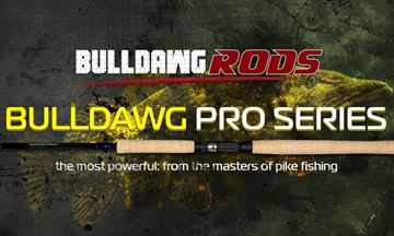 Immagine di Musky Innovations Bulldawg Pro Series Casting