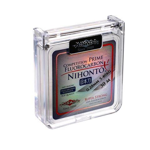 Immagine di Mikado Nihonto Fluorocarbon line Competition Prime