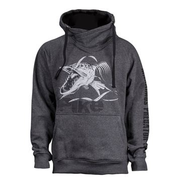 Immagine di Fladen Hoody Angry Skeleton Pike