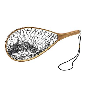 Immagine di Crystal River Deluxe Wood Trout Net