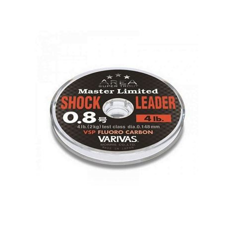 Immagine di Varivas Super Trout Area Master Limited Shock Leader VSP