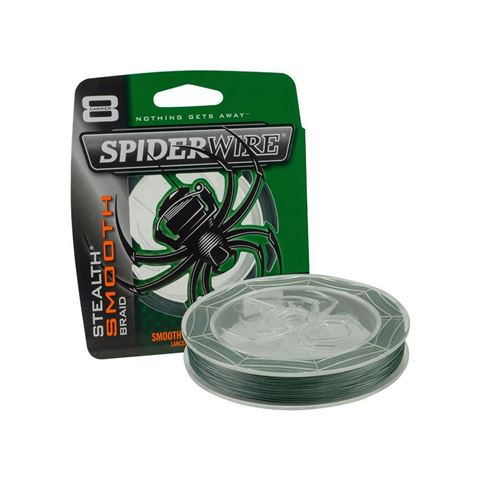 Immagine di Spiderwire Stealth Smooth Braid