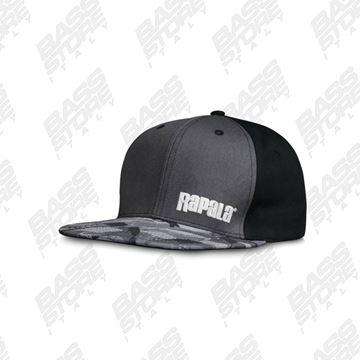 Immagine di Omaggio 170 eu - Rapala Cappello Lure Camo Flat Brim SnapBack