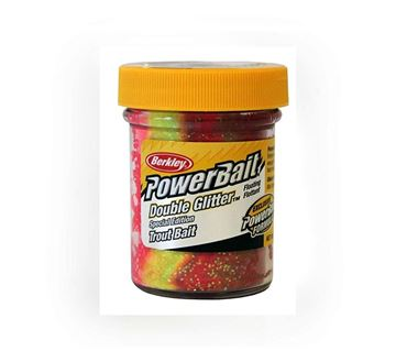 Immagine di Berkley Powerbait Double Glitter Twist Trout Bait