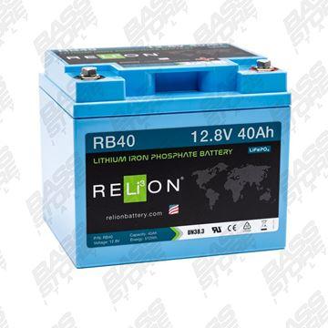 Immagine di Relion RB Batterie al Litio LiFePo4