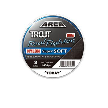 Immagine di Toray Trout Real Fighter Nylon Super Soft