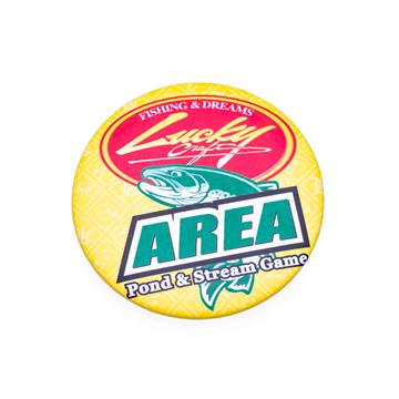 Immagine di Omaggio 80 eu - Lucky Craft Area Master Pin