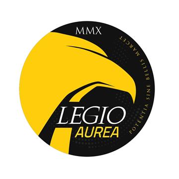 Immagine di Legio Aurea Round Sticker