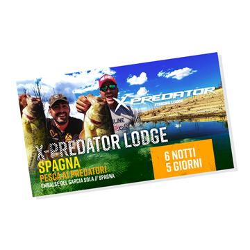Immagine di Viaggio di Pesca X-Predator Lodge Spagna Offerta Speciale