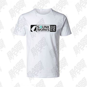 Immagine di Omaggio 300 eu - Skunk Works Fishing Logo T-shirt