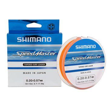 Immagine di Shimano Speedmaster Tapered Surf Leader