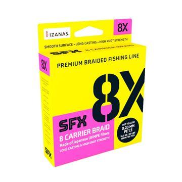 Immagine di Sufix SFX 8X Carrier Braid