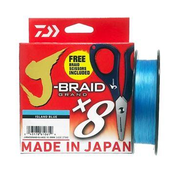 Immagine di Daiwa J-braid 8 Grand Pack