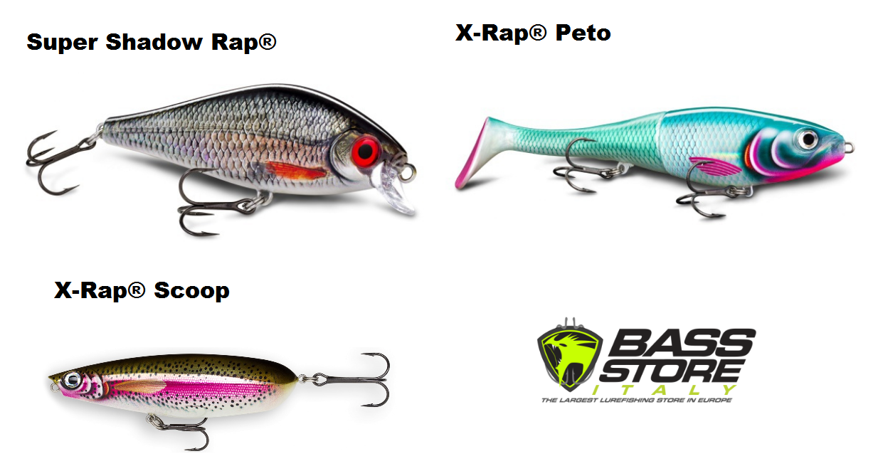 rapala new products